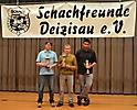 Die Sieger des 18. Int. Neckar-Open