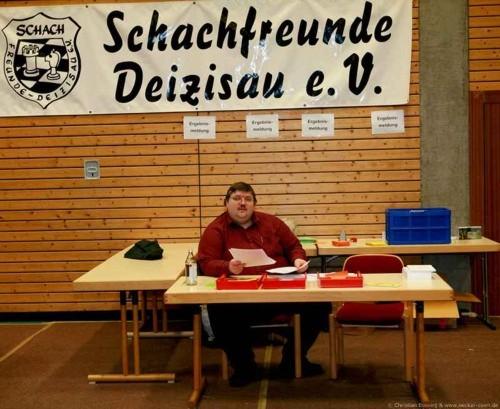 Schiedsrichter Andreas Warsitz